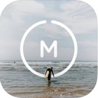 Moment pro アプリ