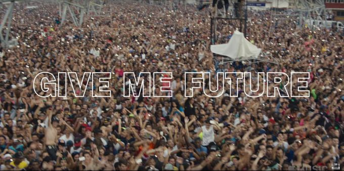 "major-lazer ""Give Me Future"""